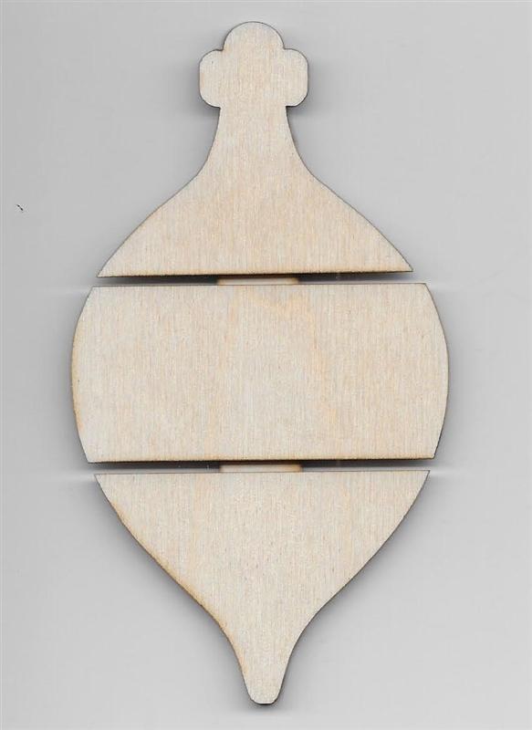 Long Bulb Mini Pallet Shape