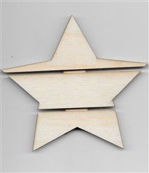 Star Mini Pallet Shape