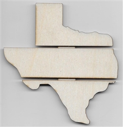 Texas Mini Pallet Shape
