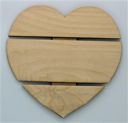 Heart Medium DIY Pallet Shape