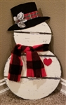 Snowman DIY Pallet Shape Kit