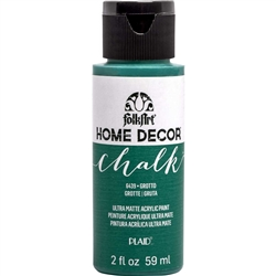 Plaid Folkart Chalk Grotto 2oz