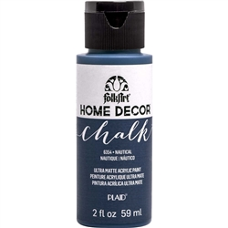 Plaid Folkart Chalk Nautical 2oz