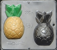 1216 Pineapple Chocolate Candy Mold