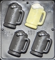 1236 Beer Mug Medium Size Chocolate Candy Mold