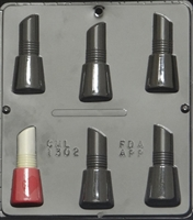 1302 Nail Polish Bottle Chocolate Candy Mold