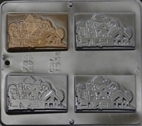 1530 Home Chocolate Candy Mold