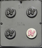 1630 Baby Carriage Oreo Cookie Chocolate Candy Mold