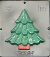 2111 Christmas Tree Chocolate Candy Mold