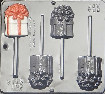 Cactus /& Coyote Lollipop Chocolate Candy Mold  3370 NEW