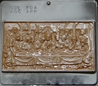 406 Last Supper Chocolate Candy Mold