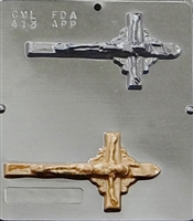 413 Crucifix Chocolate Candy Mold