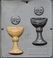 418 Chalice & Host Chocolate Candy Mold