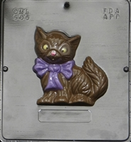 505 Cat Chocolate Candy Mold