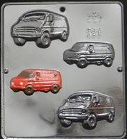 "523 ""Vans"" Chocolate Candy Mold"