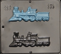 599 Train Chocolate Candy Mold