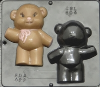 604 Teddy Bear Assembly Chocolate Candy