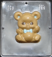 652 Large Teddy Bear Chocolate Candy Mold