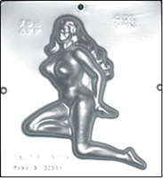 705 Sexy Naked Female Chocolate Candy Mold