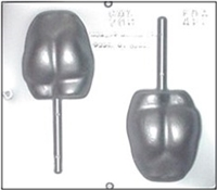 706 Sexy Butt Lollipop Chocolate Candy Mold