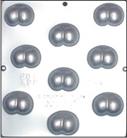 784 Butt Cheeks Chocolate Candy Mold