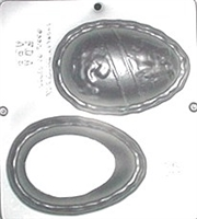 869 Easter Egg Assembly Chocolate Candy Mold