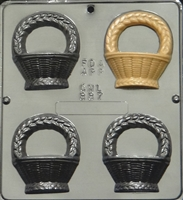 887 Basket Assembly Chocolate Candy Mold