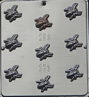 962 Spider Bite Size Pieces Chocolate Candy Mold