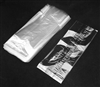 "BA-06-025 Cellophane Gusseted Bag.    5"" x 3 1/4"" x 13 1/2""    Quantity 25"