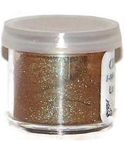 "DP-12 ""Desert Plum"" Luster Dusting Powder. 2 gram container."