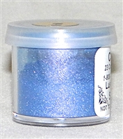 "DP-20 ""Star Sapphire"" (Sapphire Blue) Luster Dusting Powder. 2 gram container."