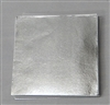 F605 Silver Foil 6in. x 6in. Qty 125 sheets
