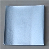 FD31 Dull Light Blue Confectionery Foil 3in. x 3in. Qty 125 sheets