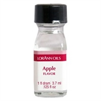LO-04-12 Apple Flavor. Qty 12 Dram bottles