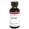 LO-104 Hot Chili Flavor, Natural. 1 ounce bottle.