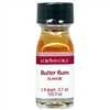 LO-16-12 Butter Rum Flavor. Qty 12 Dram bottles