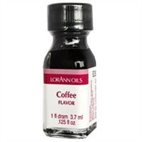 LO-29-12 Coffee Flavor (Natural). Qty 12 Dram bottles