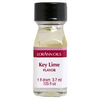 LO-41-12 Key Lime Flavor (Natural). Qty 12 Dram bottles