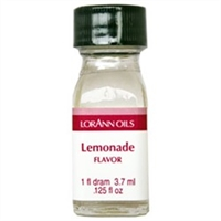 LO-43-12 Lemonade Flavor. Qty 12 Dram bottles