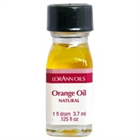 LO-52 Orange Oil, Natural. Qty 2 Dram bottles