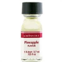 LO-59-24 Pineapple Flavor. Qty 24 Dram bottles