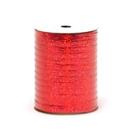 "RHS-03 Red Holographic ribbon spool 3/16"" x 100yds."