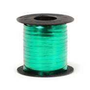 RMS-50 Green Metallic Ribbon Spool 3/16in. x 100yds.