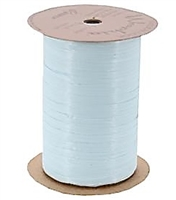 WR-03 Light Blue Matte Wraphia 100 yds.