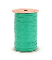 WR-22 Emerald Green Matte Wraphia 100 yds.