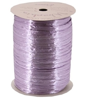 WRP-08 Lavender Pearlized Wraphia 100 yards
