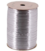 WRP-20 Silver Pearlized Wraphia 100 yards
