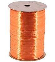 WRP-35 Orange Pearlized Wraphia 100 yards