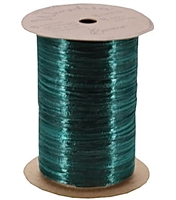 WRP-64 Hunter Green Pearlized Wraphia 100 yards