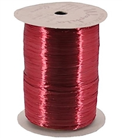 WRP-94 Burgundy Pearlized Wraphia 100 yards
